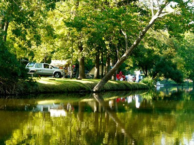 Indian Valley Campground and Canoe Livery in Middleville